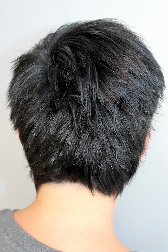 Lyhyet Hiukset Naiset
